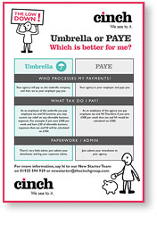 umbrella vs paye