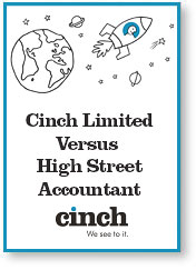 Cinch vs High Street Accountant